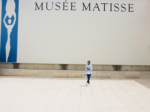 A visit to Nice would not be complete without a trip to The Musée Matisse. www.amileinmychoos.com