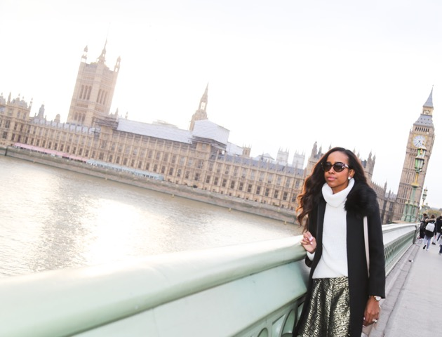 Exploring London in style