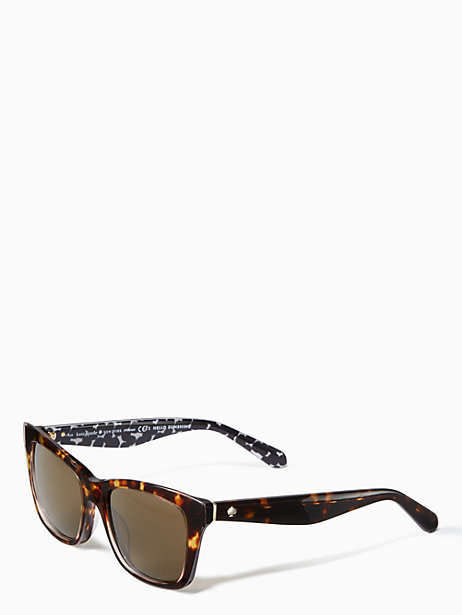 Jenae sunglasses by Kate Spade