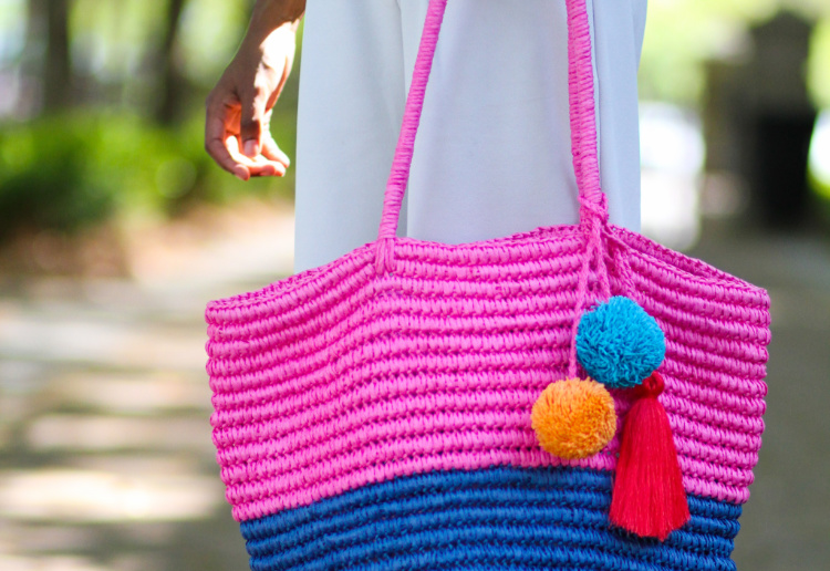Bag lady -- my favorite bags for summer!