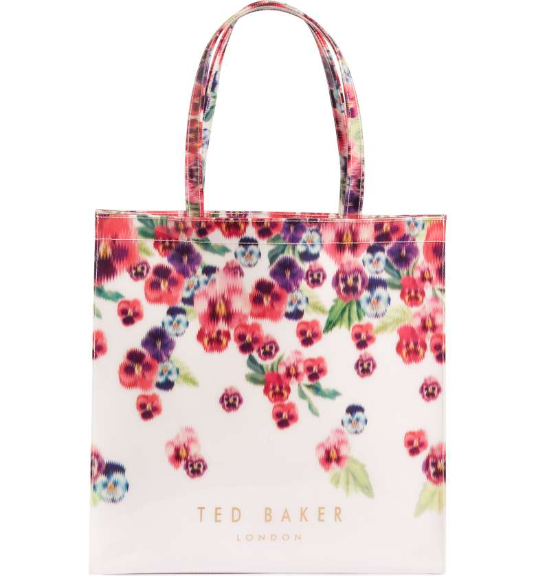 Ted Baker, Scatter Pansy Icon Tote