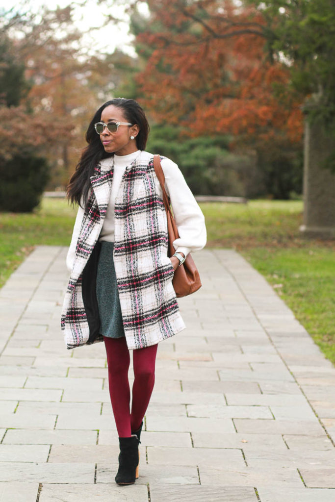 Holiday style files -- Holiday plaid